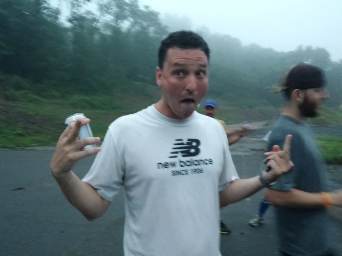 """""""Tickets"""" - first hash rumson 2004....first summit hash 2012.....founding member of hottub (one word) hash house harriers a small traveling kennel that can be found on hashspace.......and obviously trunk beer"""